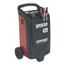 SEALEY SUPERSTART420 STARTER/CHARGER 400/65AMP 12/24V 230V