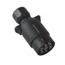 TOWING PLUG N-TYPE PLASTIC 12V FROM SEALEY TB05 SYSP