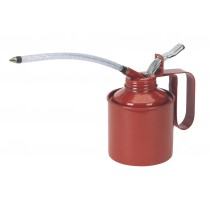 SEALEY TP05 METAL OIL CAN FLEXIBLE SPOUT 500ML