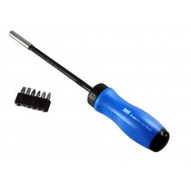 **CLEARANCE** RATCHET SCREWDRIVER SET WITH BITS