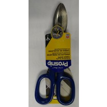 """PROSNIP 10"""" TIN SNIPS FOR STRAIGHT CUTS AND WIDE CURVES USA MADE 22010"""