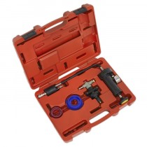 SEALEY COOLING SYSTEM PRESSURE TEST KIT 4PC