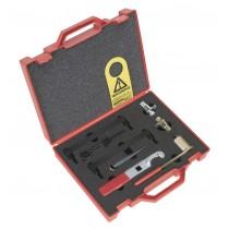 SEALEY VS4980 PETROL ENGINE SETTING/LOCKING KIT - JAGUAR, LAND ROVER, DAIMLER 3.2, 3.5, 4.0, 4.2, 4.4 V8 AJ26/AJ27/AJ28/AJ34 - CHAIN DRIVE