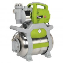 SEALEY SURFACE MOUNTING BOOSTER PUMP STAINLESS STEEL 55L/MIN 230V