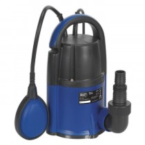 SEALEY SUBMERSIBLE WATER PUMP AUTOMATIC LOW LEVEL 2MM 117L/MIN 230V