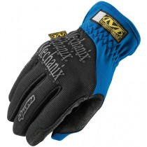 MECHANIX XMFF03009 MECHANICS FAST FIT GLOVES SIZE MEDIUM COLOUR BLUE AND BLACK