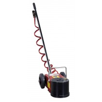 SEALEY YAJ15-30DC AIR OPERATED JACK 30TONNE TELESCOPIC - DETACHABLE CONTROL UNIT