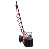 SEALEY YAJ20-40DC AIR OPERATED JACK 40TONNE TELESCOPIC - DETACHABLE CONTROL UNIT