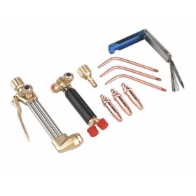 OXYACETYLENE WELDING/CUTTING TORCH SET FROM SEALEY SGA6 SYD