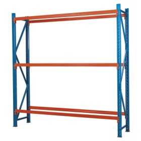 TWO LEVEL TYRE RACK 200KG CAPACITY PER LEVEL FROM SEALEY STR003 SYD