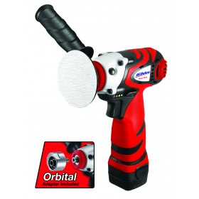 """10.8V 3"""" SANDER KIT WITH ORBITAL ADAPTER FROM ACDELCO ARS1209"""