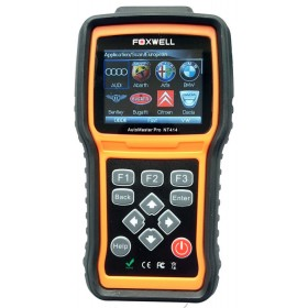 FOXWELL NT414PRO ENGINE, ABS, AIRBAG, GEARBOX, EPB & SERVICE RESET DIAGNOSTIC SCAN TOOL