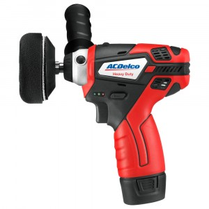 ACDELCO 10.8V CORDLESS LITHIUM-ION MINI POLISHER / SANDER POWER TOOL KIT