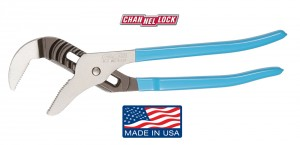 "CHANNELLOCK CHL460 16"" TONGUE & GROOVE (WATERPUMP) PLIERS"
