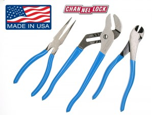 CHANNELLOCK 3 PIECE PLIERS SET CHLGB3
