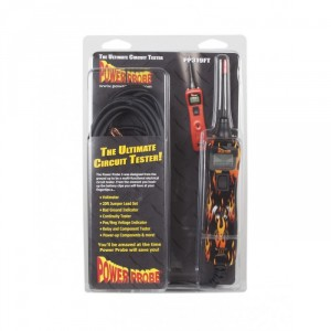POWER PROBE 3 (III) 12-24V DIAGNOSTIC AUTOMOTIVE PROBE WITH FLAME DESIGN